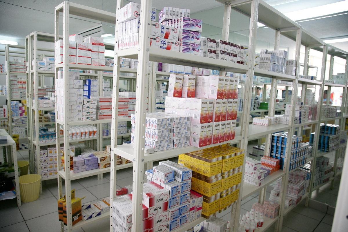 Anuncia IMSS compra histórica de medicinas