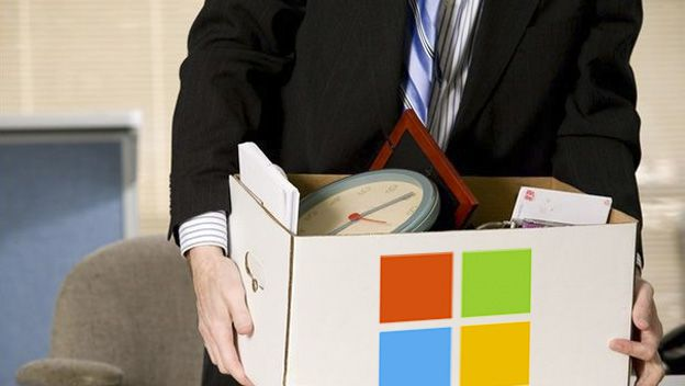 Anuncia Microsoft eliminación de 1,850 empleos