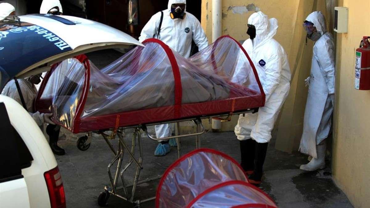 Anuncia Ssa Fase 3 de epidemia de Covid-19