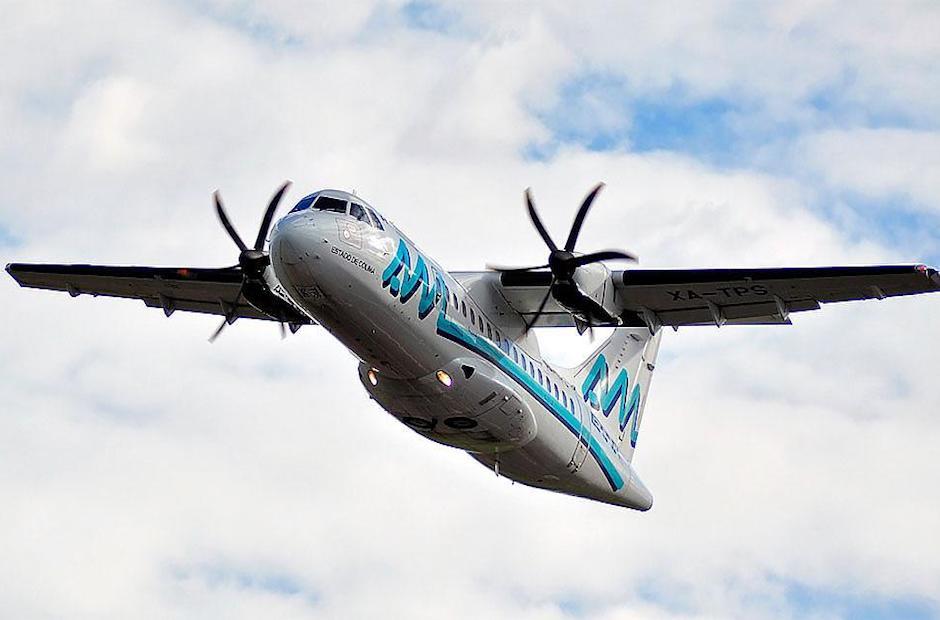 Aplazan sobrecargos de Aeromar revisión de Contrato Colectivo