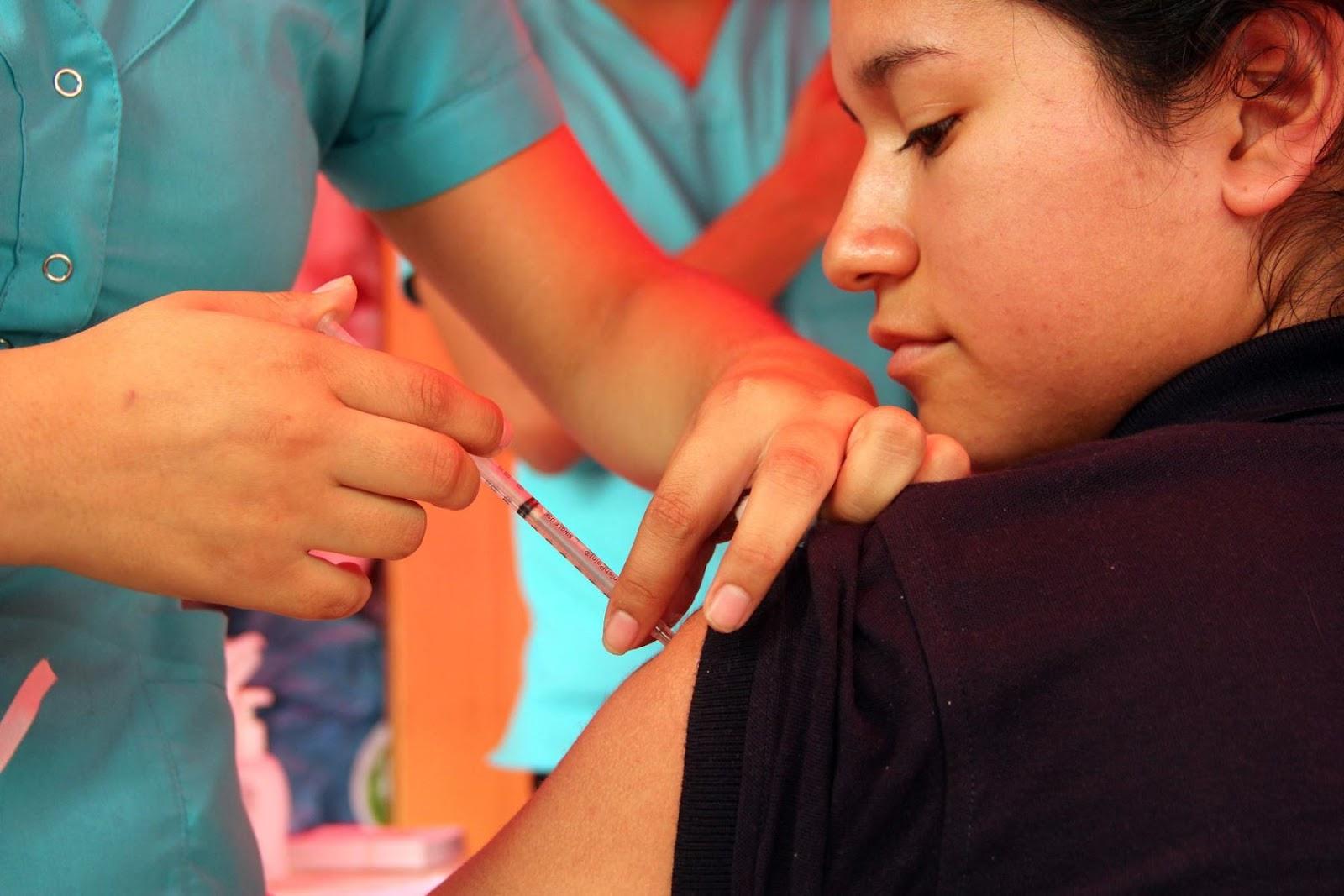 Aplicarán un millón de dosis contra VPH