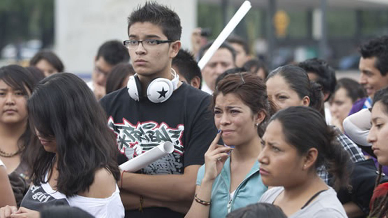 Apoyará AMLO a jóvenes con becas de empleo en Hidalgo