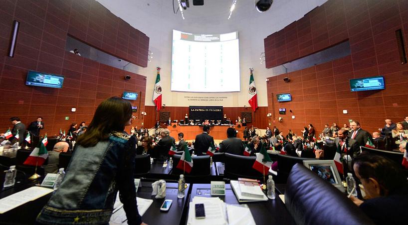 Aprueban senadores garantizar la libertad de los trabajadores de OIT
