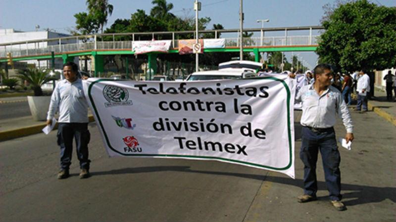 Apuran negociación contractual Telmex-sindicato