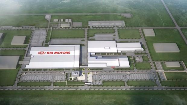 Arranca Kia Motors en NL con 7 mil empleos nuevos