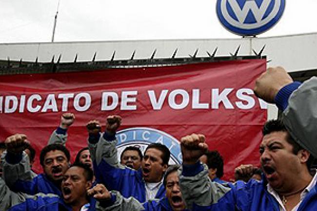 Arrancan VW revisión salarial