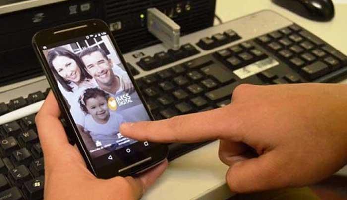 Asegurados del IMSS pueden registrar a sus hijos por Internet