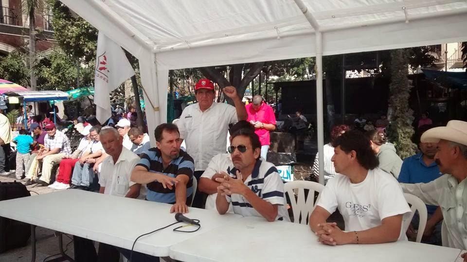 Asesinan en Morelos a dirigente del SME