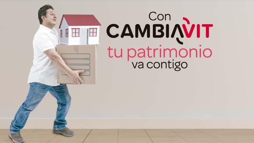 Así funciona Cambiavit, el programa de traspaso hipotecario del Infonavit