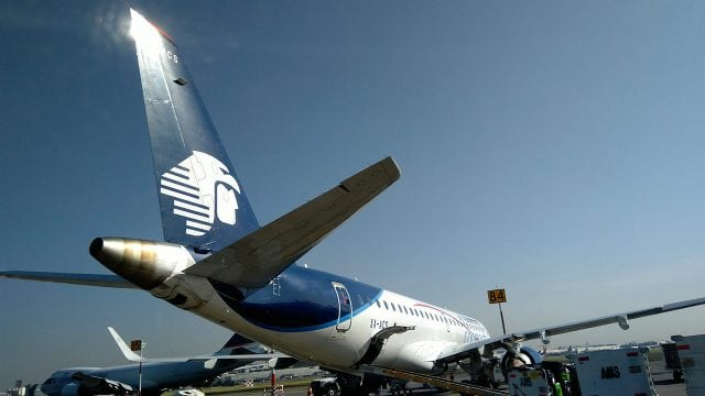 ASPA defenderá a pilotos de Aeroméxico