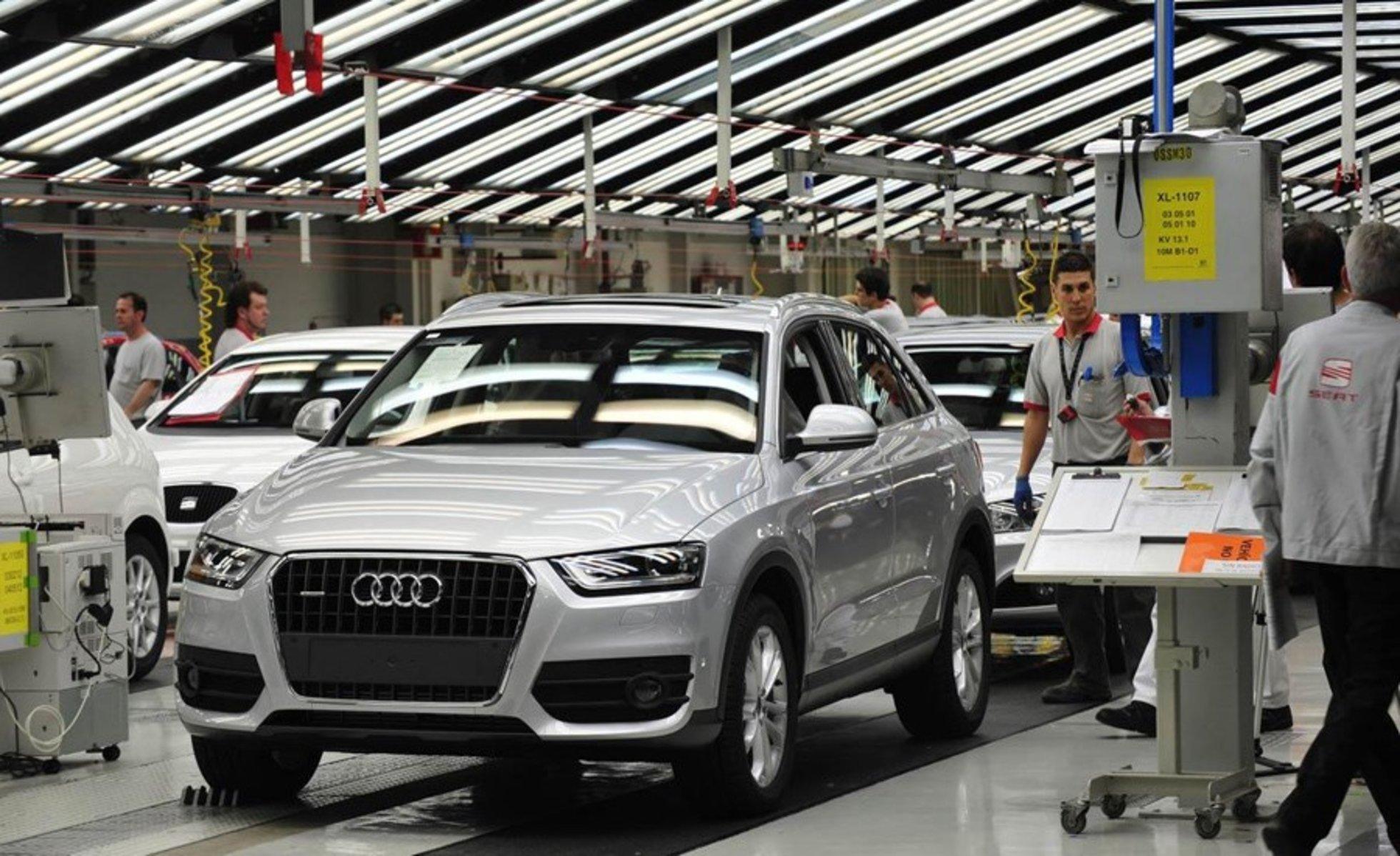 Augura Sindicato de Audi baja de producción anual