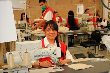 Aumenta 0.32% personal manufacturero