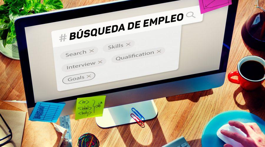 Aumenta búsqueda de trabajo en línea