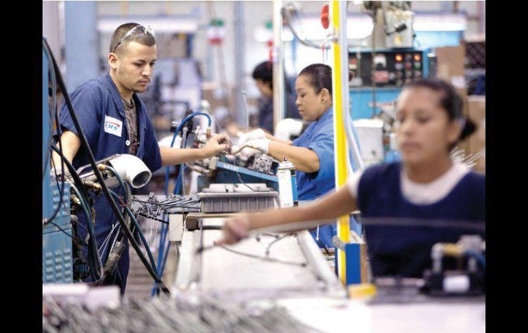 Aumenta empleo 5% en entidades del Bajío