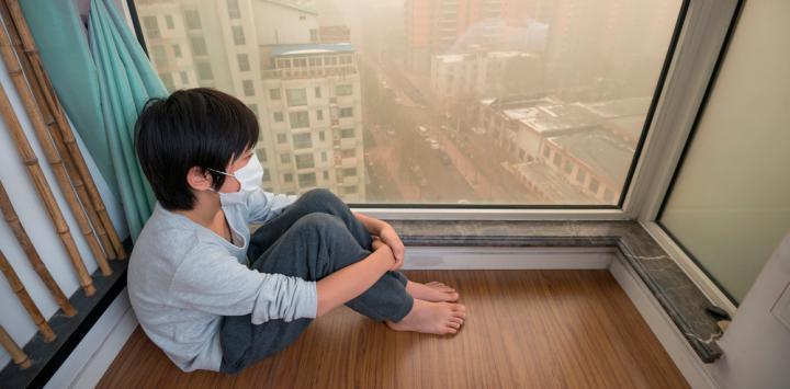 Aumenta polución consultas por asma