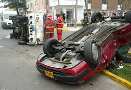 Aumentan accidentes en fin de semana