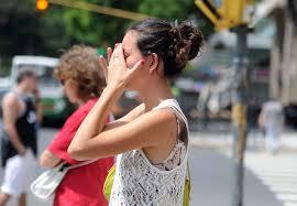Aumentan casos de afectados por el calor