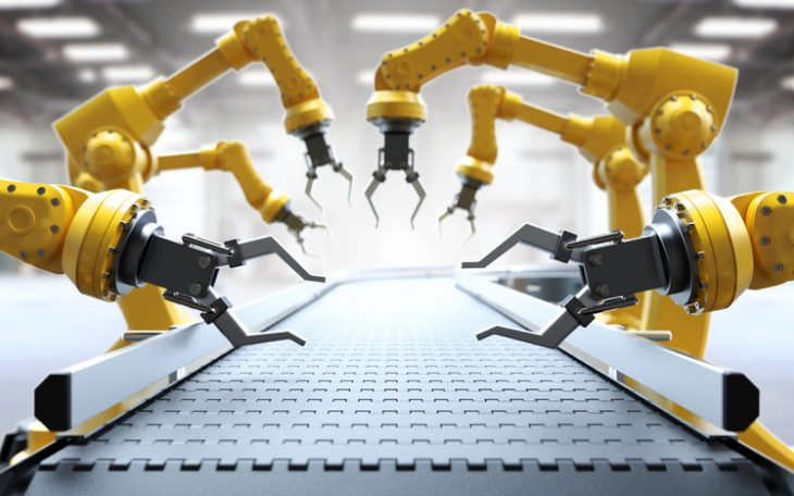 Automatización pone en riesgo 5.5 millones de empleos en México