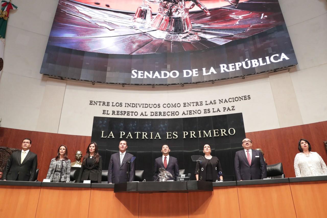 Autoriza Senado 50% del presupuesto de la celebración del 50 aniversario del sindicato de trabajadores