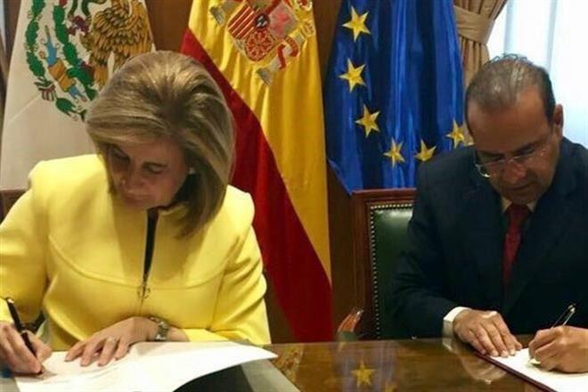 Avalan colaboración laboral con España