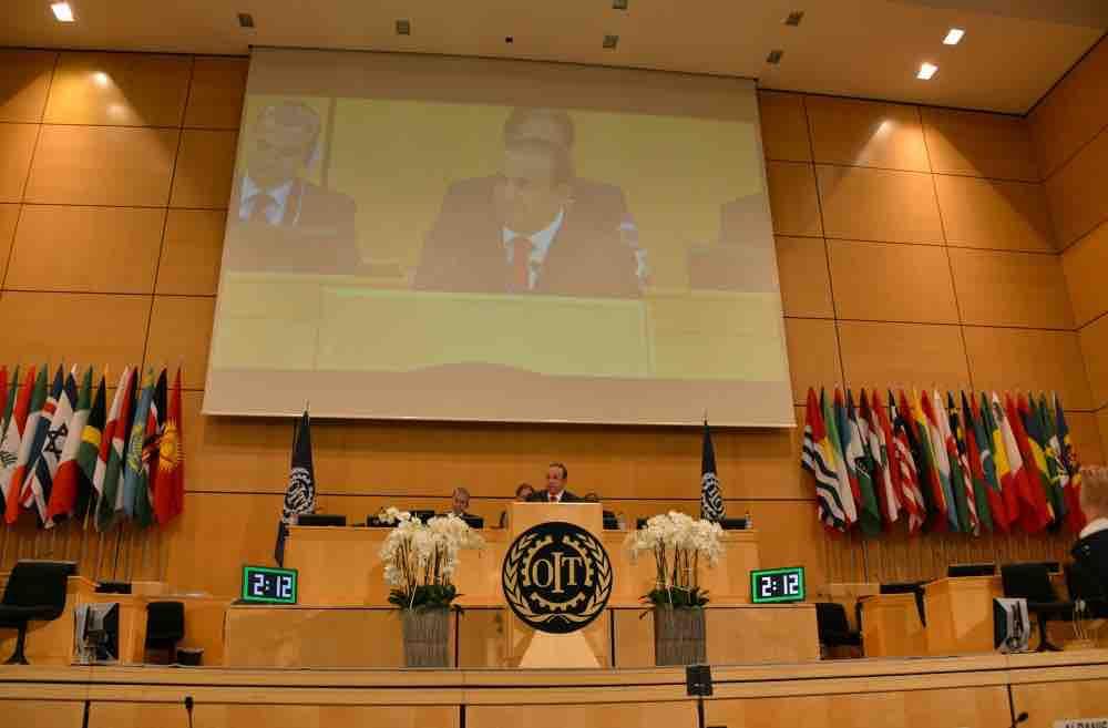 Avanza consenso sobre condiciones laborales en el mundo