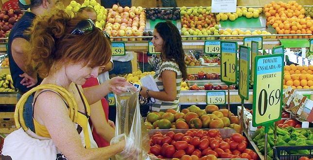 Baja confianza del consumidor