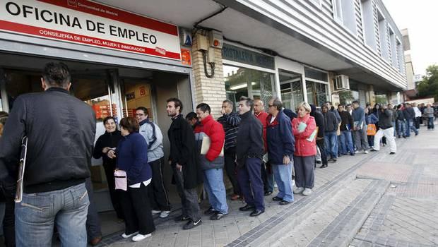 Baja desempleo en España 1.4 por ciento en marzo