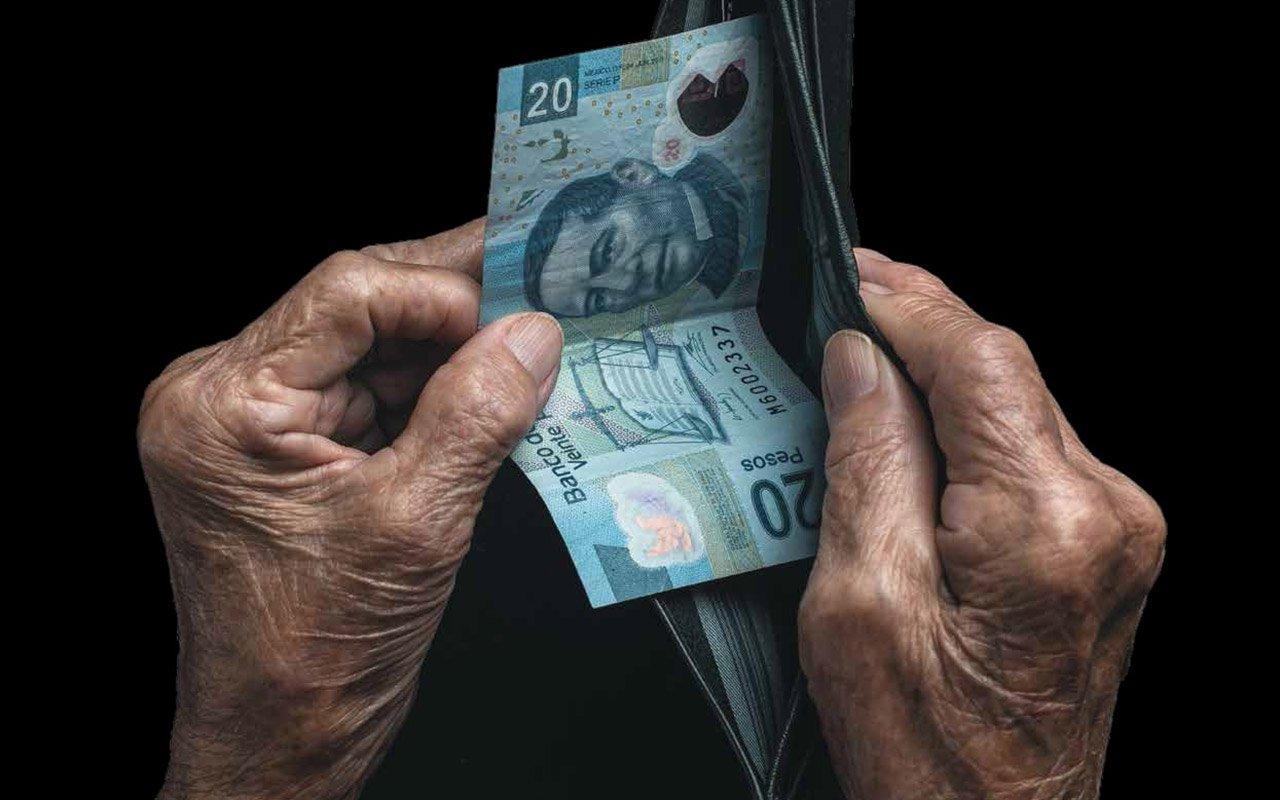 Baja, la cobertura de las pensiones