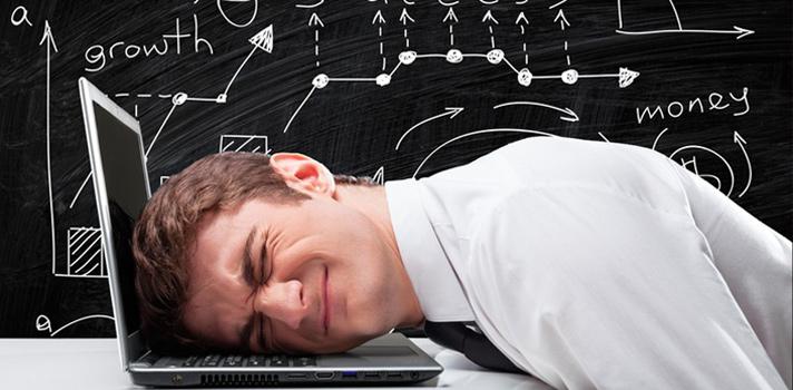 Baja productividad,  el fantasma del trabajo