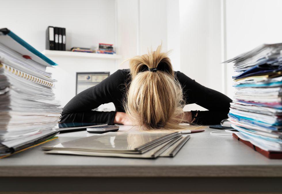 """Bajan empleados rendimiento por falta de """"aire"""""""