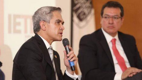 Banxico se opone al incremento al salario mínimo: Mancera