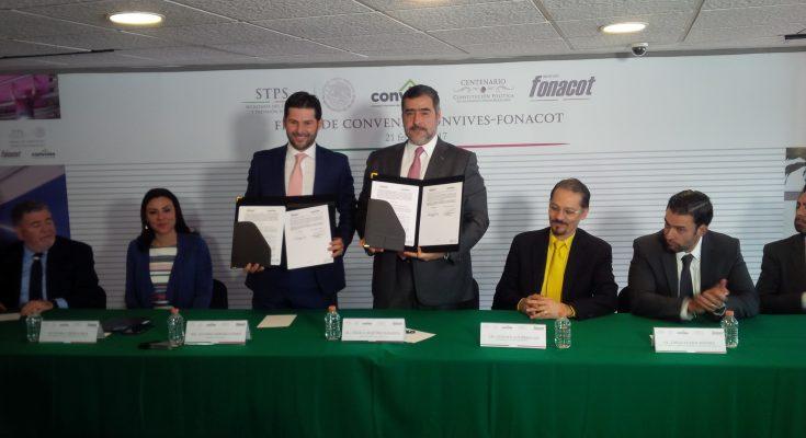 Beneficia Infonacot a más de 4 millones de trabajadores