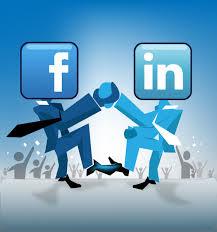 Beneficios de Facebook sobre Linkedin