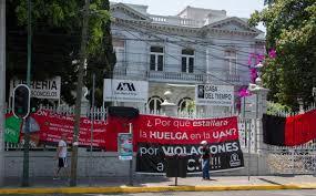 Buscaría Sindicato de la UAM romper huelga en tribunales