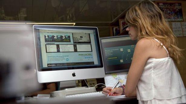 Busque empleo en internet sin que le vean la cara