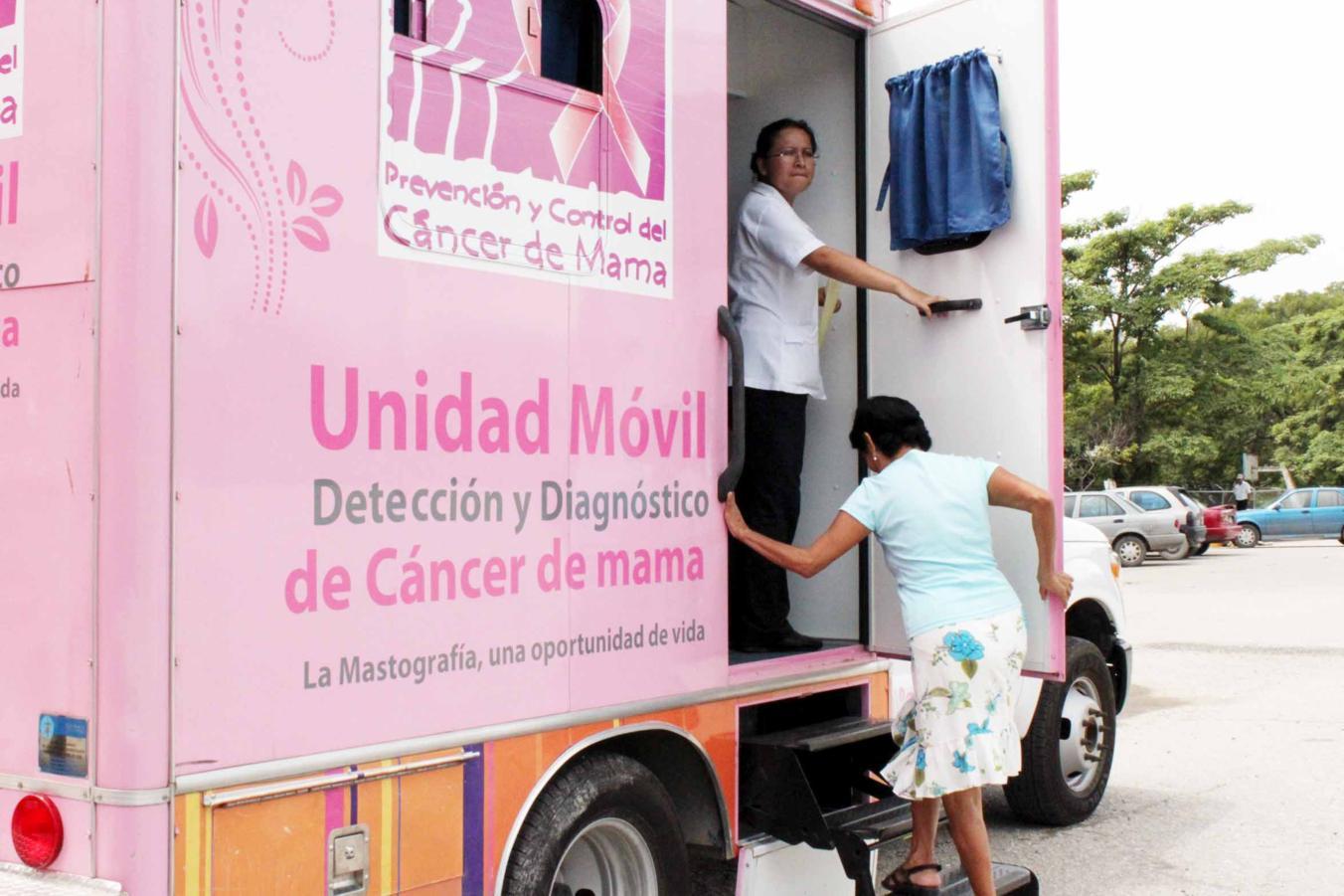 Cada año 148 nuevos casos de cáncer de mama