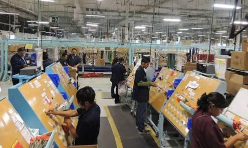 Cae 0.4% productividad laboral, el peor registro en 6 años