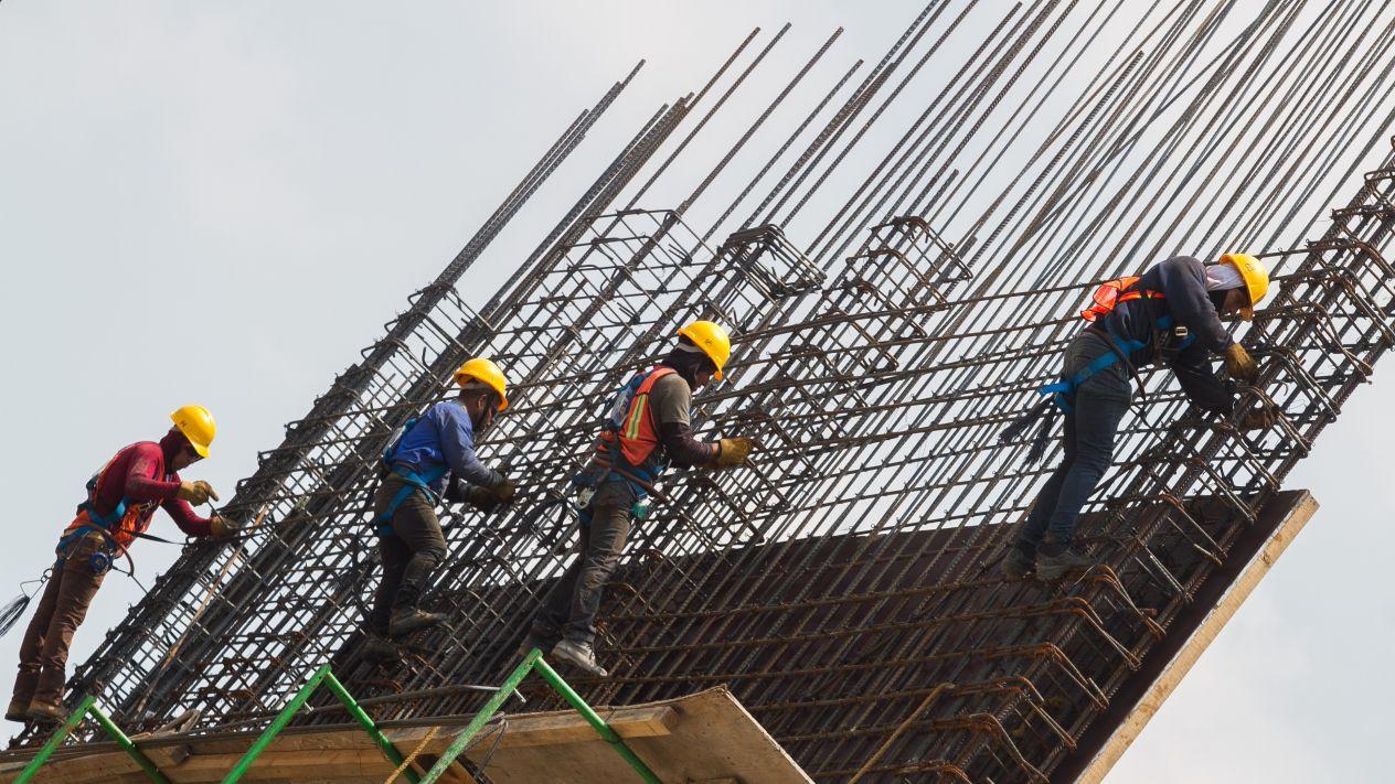 Cae producción y empleo de constructoras: Inegi