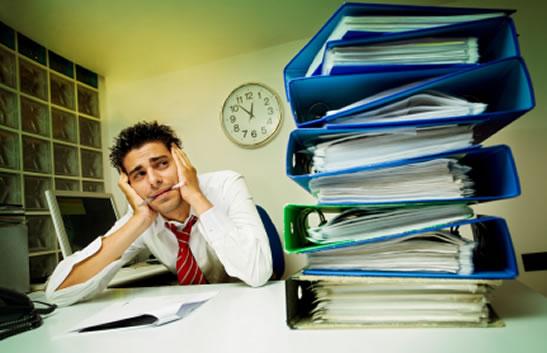 Cambian de empleo para bajar su estrés