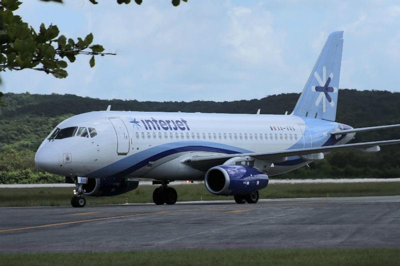 Cancela Interjet todos sus vuelos del 1 de noviembre