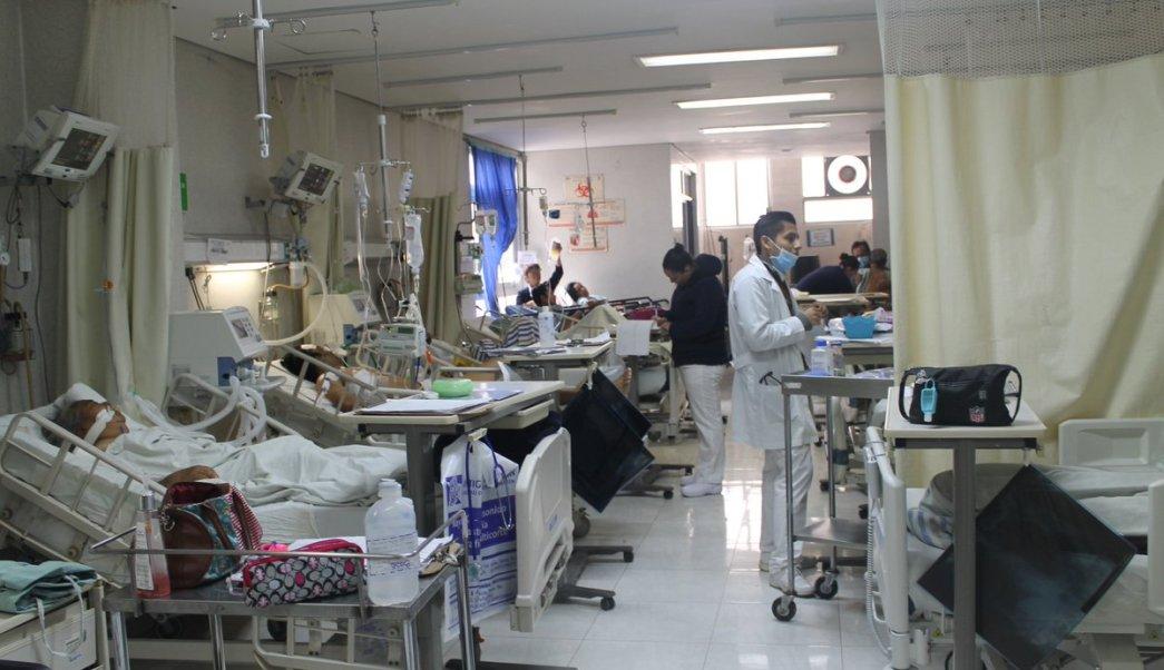 """""""Cargada"""" a favor del sector salud; asignan 652 mdp"""