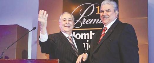 Carlos Aceves, nuevo dirigente de la CTM