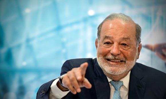 Carlos Slim insiste en propuesta sobre elevar la edad de jubilación a 75 años