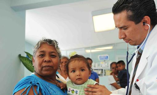 Casi 20 millones  sin acceso a la salud: CNDH