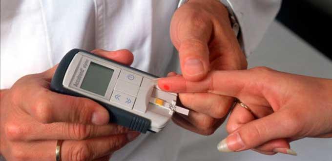Casos de diabetes en mayores de 20 años no aumentaron