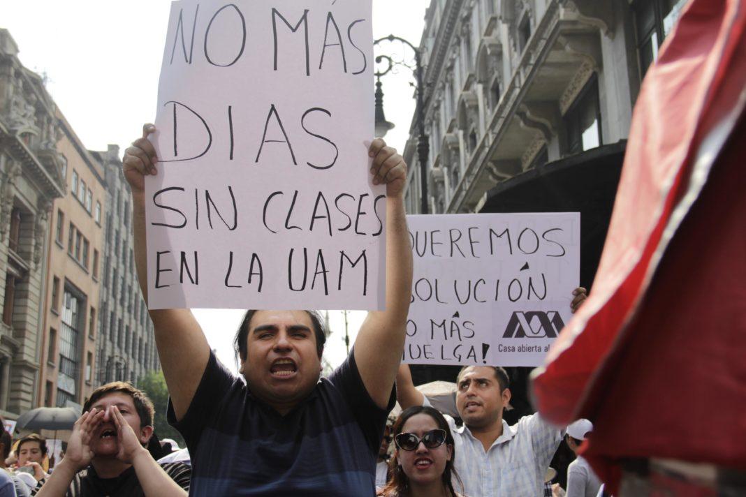 Cede UAM en salarios caídos; sindicato pide más