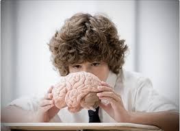 Cerebros de adolescentes diabéticos con diferencias en materia gris