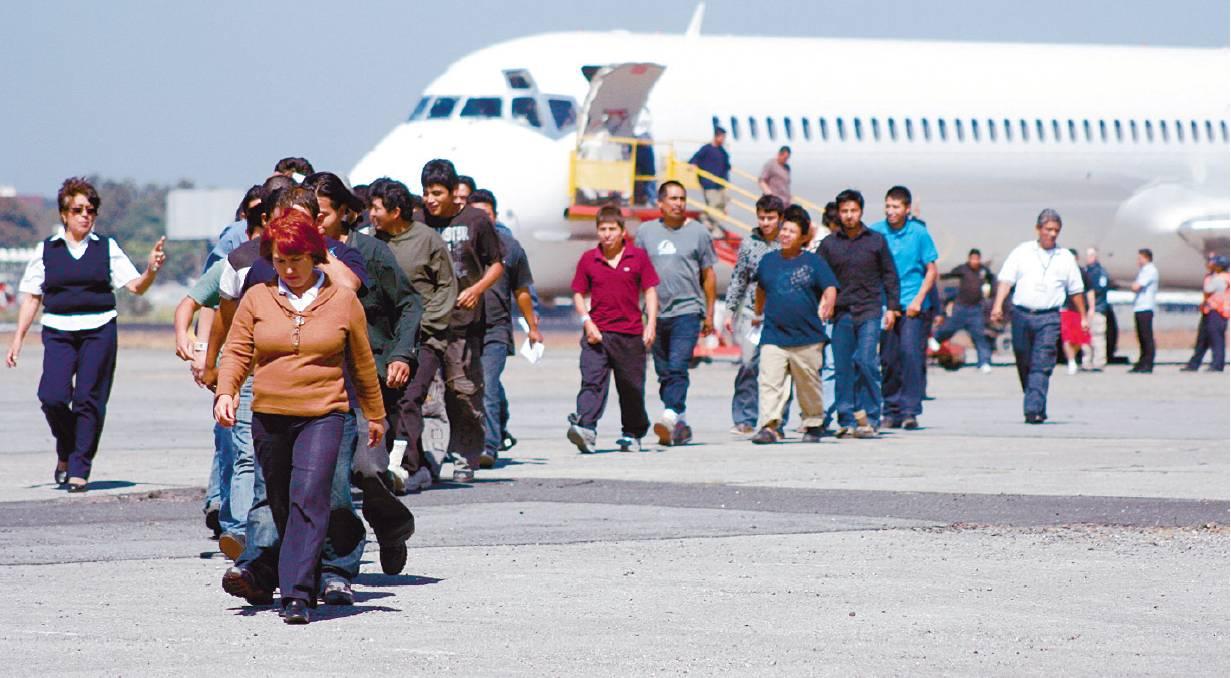 Certificado de competencias laborales gratis a deportados