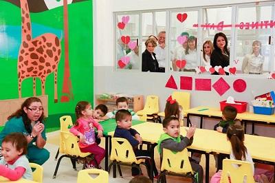 Certifican 131 guarderías del IMSS con educación preescolar