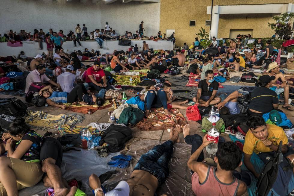 Chiapas apoya migrantes con empleos temporales